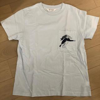 ナナミカ(nanamica)のnanamica Tシャツ ライドブルー(Tシャツ/カットソー(半袖/袖なし))