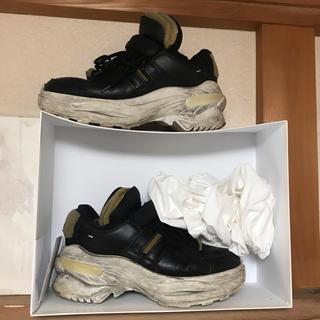 マルタンマルジェラ(Maison Martin Margiela)の専用出品 Maison Margiela retrofit sneaker 41(スニーカー)