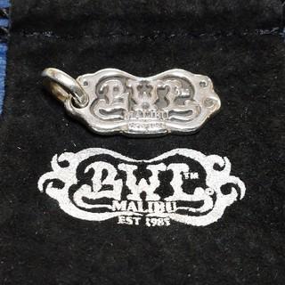 ビルウォールレザー(BILL WALL LEATHER)のBWL BILL WALL LEATHER ドッグタグ ペンダントトップ(ネックレス)