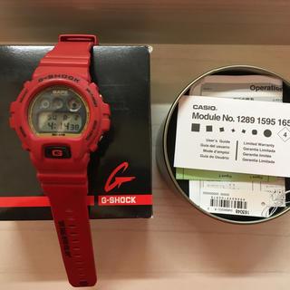 アベイシングエイプ(A BATHING APE)のエイプ 2000個限定 コラボG SHOCK(腕時計(デジタル))
