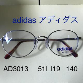 アディダス(adidas)のadidas アディダス  メガネフレーム 🌸お値下げ🌸(サングラス/メガネ)