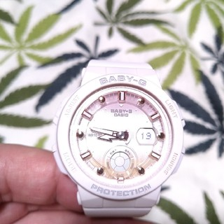 ベビージー(Baby-G)のCASIO Baby-G bga-250 ジーショック 文字盤グラデーション(腕時計)