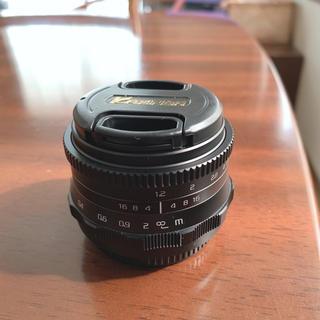 オリンパス(OLYMPUS)のKAXINDA マイクロフォーサーズ 35mm f1.2 大口径 MFレンズ(レンズ(単焦点))