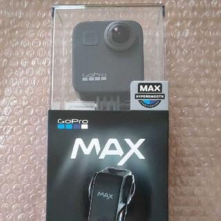 ゴープロ(GoPro)のGoPro Max_国内正規品_新品_おまけ付き(コンパクトデジタルカメラ)