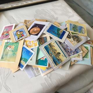 使用済み切手300枚(使用済み切手/官製はがき)