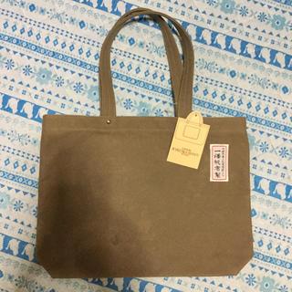 京都 一澤帆布製 カーキ色