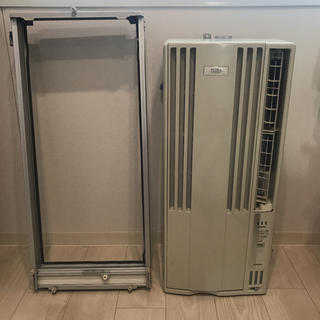 コロナ - コロナ 窓用エアコン CW-A1812 4〜7畳用