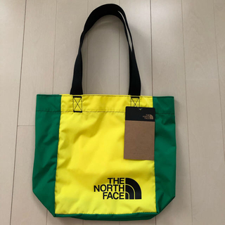 THE NORTH FACE - セール!新品タグ付き!人気完売!ノースフェイス ハーフドームロゴトートバッグ 鞄