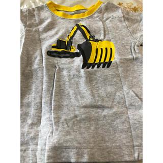 コストコ(コストコ)の半袖Tシャツ PEKKLE 4/5 ショベルカー(Tシャツ/カットソー)