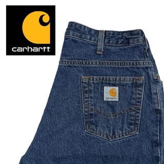 カーハート(carhartt)の【Carhartt】US古着 デニムパンツ 6×30 A014(デニム/ジーンズ)