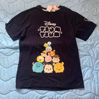 シマムラ(しまむら)の新品 しまむら tシャツ disney ディズニー(Tシャツ/カットソー(半袖/袖なし))