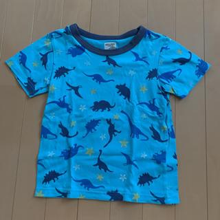 マザウェイズ(motherways)のマザウェイズ 恐竜 Tシャツ 120(Tシャツ/カットソー)
