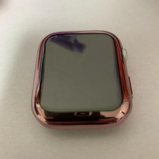 アップルウォッチ(Apple Watch)のアップルウォッチ4 44mm GPSモデル シルバー(腕時計(デジタル))