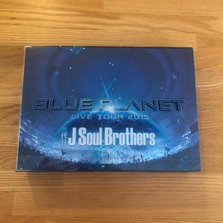 サンダイメジェイソウルブラザーズ(三代目 J Soul Brothers)の三代目Jsoulbrothers BULEPLANET LIVETOUR2015(音楽/芸能)
