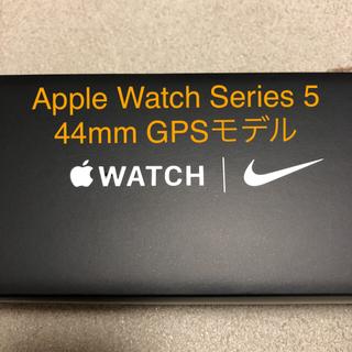 アップルウォッチ(Apple Watch)のApple Watch Series 5 Nikeスポーツバンド(腕時計(デジタル))