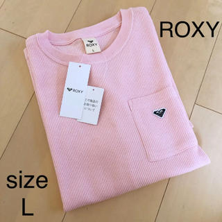 Roxy - 未使用 ROXY   Tシャツ サイズL