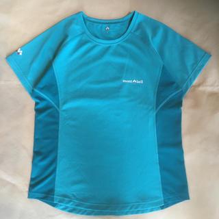 モンベル(mont bell)のモンベル mont bell Tシャツ 速乾 ウィックロン 機能素材(Tシャツ(半袖/袖なし))