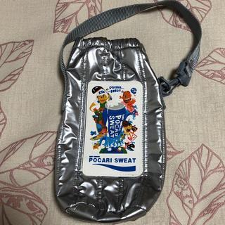 コカコーラ(コカ・コーラ)のポカリスエット ペットボトルホルダー(日用品/生活雑貨)