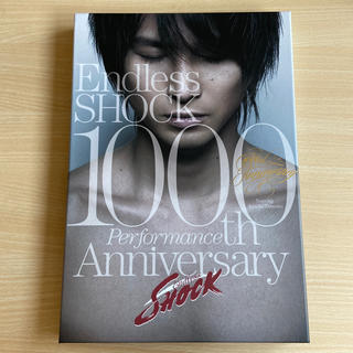 Johnny's - Endless SHOCK 1000th 初回限定盤 DVD