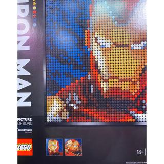 Lego - レゴ アイアンマン アートレゴ  31199 LEGO
