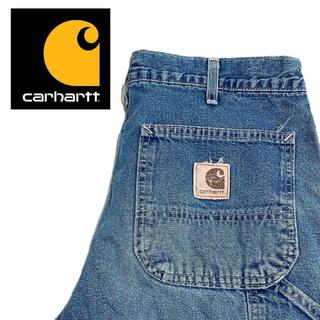 カーハート(carhartt)の【Carhartt】裏地付き デニムペインターパンツ A012(デニム/ジーンズ)