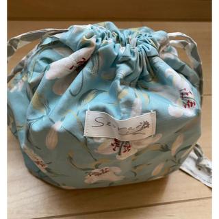 巾着袋 (ランチボックス巾着)