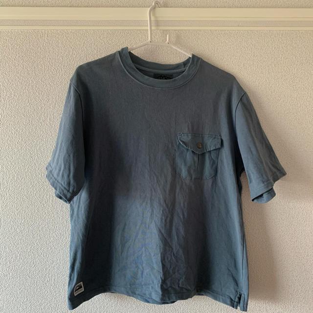 HOLLYWOOD RANCH MARKET(ハリウッドランチマーケット)のマウントレイニアデザイン Tシャツ メンズのトップス(Tシャツ/カットソー(半袖/袖なし))の商品写真