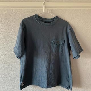 ハリウッドランチマーケット(HOLLYWOOD RANCH MARKET)のマウントレイニアデザイン Tシャツ(Tシャツ/カットソー(半袖/袖なし))