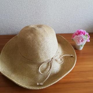 ユニクロ(UNIQLO)の [麦わら帽子] ストローハット(麦わら帽子/ストローハット)