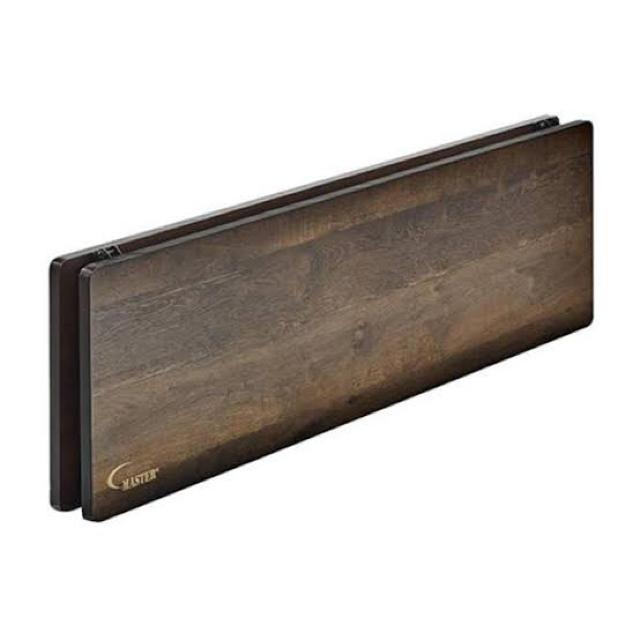 Coleman(コールマン)のコールマン コンフォートマスターバタフライテーブル120 インテリア/住まい/日用品の机/テーブル(アウトドアテーブル)の商品写真