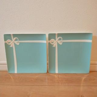 Tiffany & Co. - ティファニー ブルーボックスプレート(大)