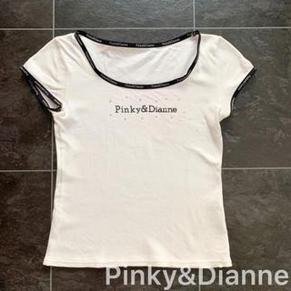ピンキーアンドダイアン(Pinky&Dianne)のPinky&Dianne♡Tシャツ(Tシャツ(半袖/袖なし))