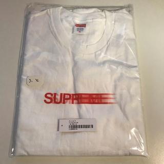 Supreme - XL 白 Supreme Motion Logo Tee