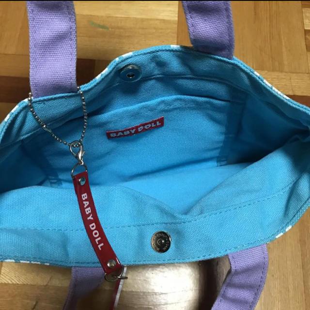 BABYDOLL(ベビードール)のBABY DOLL トートバッグ レディースのバッグ(トートバッグ)の商品写真