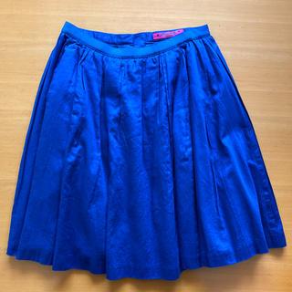 ドーリーガールバイアナスイ(DOLLY GIRL BY ANNA SUI)のチュールスカート フレアスカート プリーツスカート(ひざ丈スカート)
