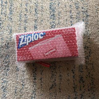 シュプリーム(Supreme)のSupreme ziploc シュプリーム ジップロック ボックス Box(収納/キッチン雑貨)