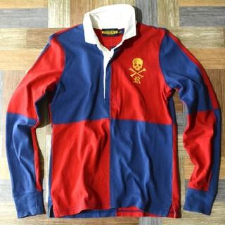 ポロラグビー(POLO RUGBY)のRUGBY RALPH LAUREN スカル ラガーシャツ 170サイズ(Tシャツ/カットソー)