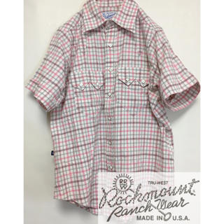 ロックマウント(ROCKMOUNT)のRockMount Western Shirts ロックマウント サイズM~L(シャツ)