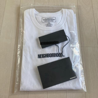 NEIGHBORHOOD - NEIGHBORHOODE SQD TEE 白 L
