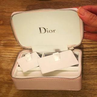 ディオール(Dior)のDior 非売品 ジュエリーケース(小物入れ)