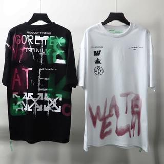 OFF-WHITE - オフホワイト Tシャツ 男女兼用2着8000円3着11000円 82B184