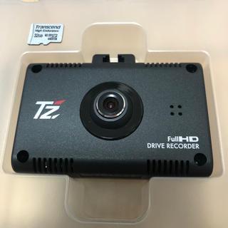 トヨタ(トヨタ)の【32GB SDカード付き】TOYOTA製 ドライブレコーダー TZ-D004(車内アクセサリ)