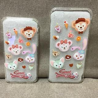 ダッフィー(ダッフィー)の日本未発売 ダッフィーフレンズ スマホケース セール中(iPhoneケース)
