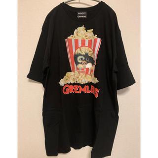 ミルクボーイ(MILKBOY)のMILKBOY×GREMLINS GIZMO POPCORN TEE 黒(Tシャツ/カットソー(半袖/袖なし))