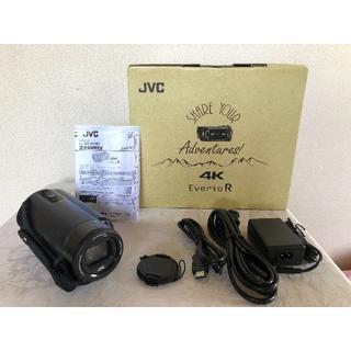 ビクター(Victor)の【美品】業界初4K防水ビデオカメラ ビクターGZ-RY980(欠品無し)_1(ビデオカメラ)