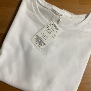 ルクールブラン(le.coeur blanc)のチュールフレンチプルオーバー(Tシャツ(半袖/袖なし))