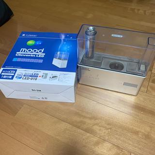 ドウシシャ(ドウシシャ)のDOSHISHA CORPORATION KMWQ-301C(SI) 加湿器(加湿器/除湿機)