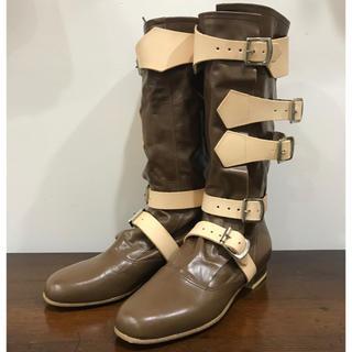 ヴィヴィアンウエストウッド(Vivienne Westwood)のヴィヴィアン ウエストウッド  パイレーツブーツ(ブーツ)