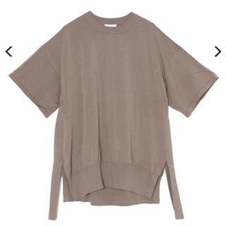 ハイク(HYKE)のHYKE クルーネックカットソー(Tシャツ(半袖/袖なし))