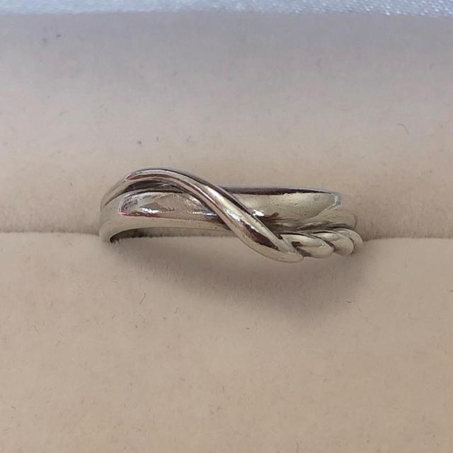 4℃(ヨンドシー)の4℃ SILVER リング 11.5号  レディースのアクセサリー(リング(指輪))の商品写真